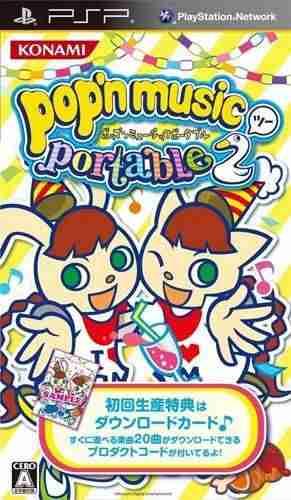 Descargar Pop n Music Portable 2 [JAP][BAHAMUT] por Torrent
